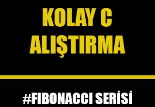 Photo of C Programlama Dilinde Fibonacci Serisi