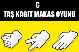 Photo of C Programlama Dilinde Taş Kağıt Makas Oyunu