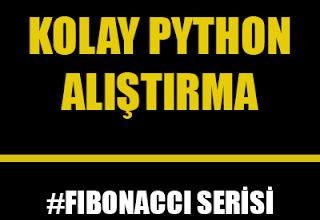 Photo of Python Dilinde Fibonacci Serisi