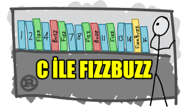 Photo of C Programlama Dili  ile FizzBuzz