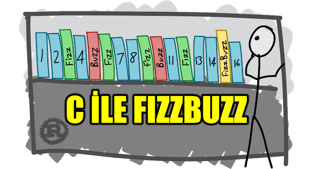 C Programlama Dili ile FizzBuzz
