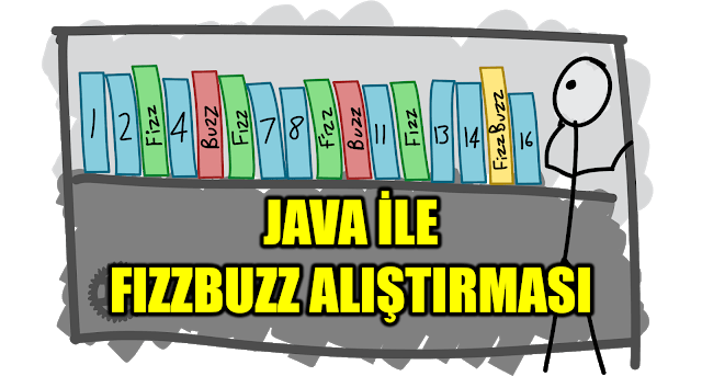 Java ile FizzBuzz