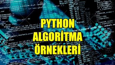 Photo of Mükemmel Sayı – Algoritma Örnekleri Python #1