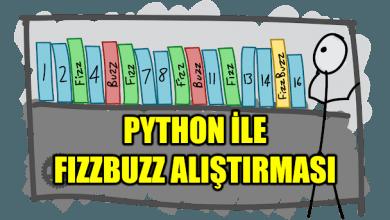 Photo of Python ile FizzBuzz