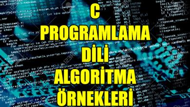 Photo of Mükemmel Sayı – Algoritma Örnekleri C programlama #1