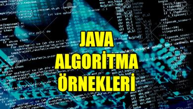 Photo of Mükemmel Sayı – Algoritma Örnekleri Java #1