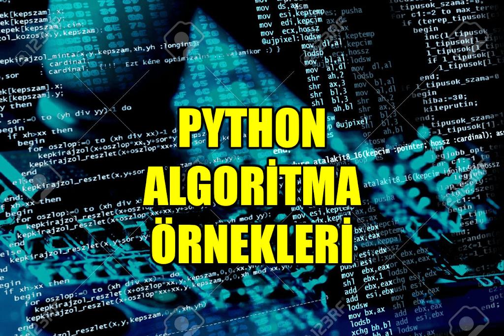 Photo of Lasa Sayı – Algoritma Örnekleri Python #2