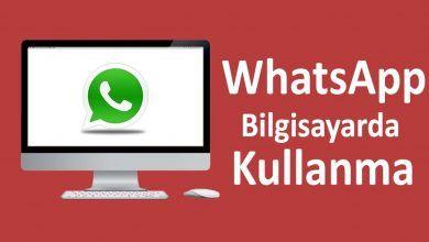 Photo of WhatsApp'ı Bilgisayardan Kullanma İşlemi Nasıl Yapılır?