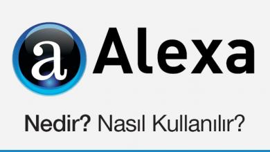 Photo of Alexa Sıralaması Nasıl Daha İyi Yerlere Gelir?