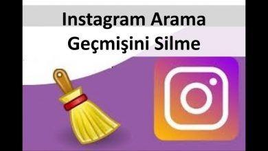 Photo of Instagram Arama Geçmişi Nasıl Temizlenir?