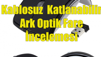Photo of Kablosuz Katlanabilir Ark Optik Fare İncelemesi