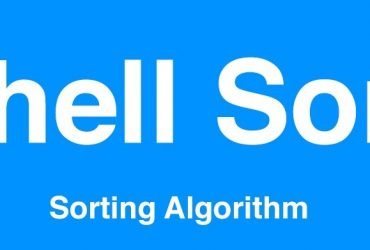 shell sort algoritması