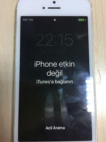 Photo of Iphone Etkin Değil Itunes'e Bağlanın Sorunu ve Çözümü