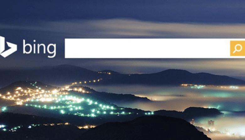 Bing'in yeni algoritması
