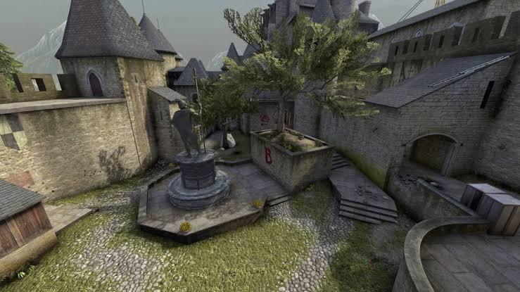 CS:GO cobblestone haritası