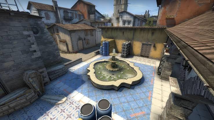 CS:GO inferno haritası
