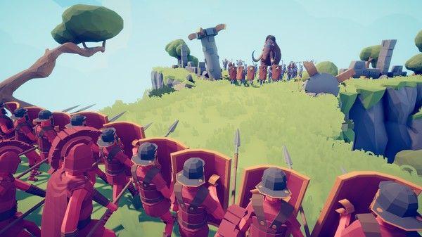 Totally Accurate Battle Simulator sistem gereksinimleri