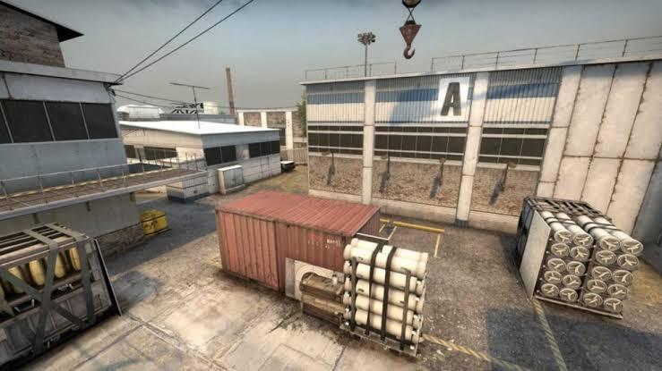 CS:GO cache haritası