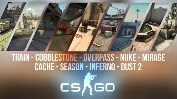 En çok oynana CS:GO haritaları