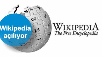 Photo of İnternet Ansiklopedisi Wikipedia'ya Erişim Yasağı Kaldırıldı!