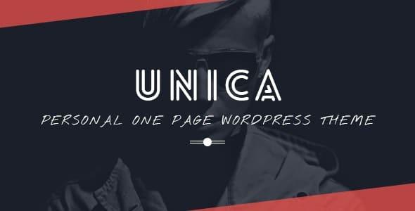 unica wp theme