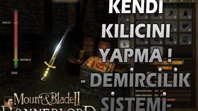 Photo of Mount & Blade II: Bannerlord Demircilik Nasıl Yapılır?