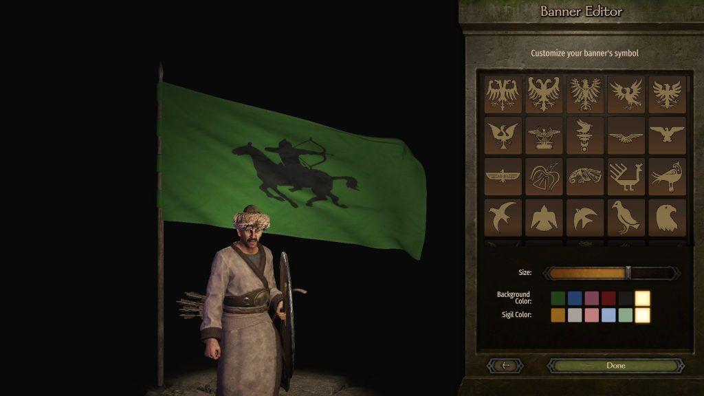 Bannerlord avarlar bayrak tasarımı