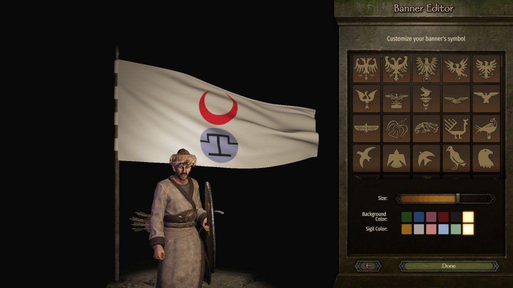 Bannerlord altın orda devleti bayrağı