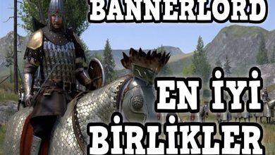 Photo of Mount & Blade II: Bannerlord En İyi Askerler