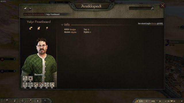 Bannerlord en iyi izci yoldaş