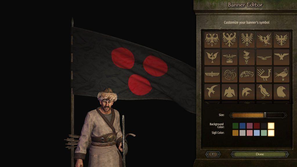 Bannerlord timur bayrağı