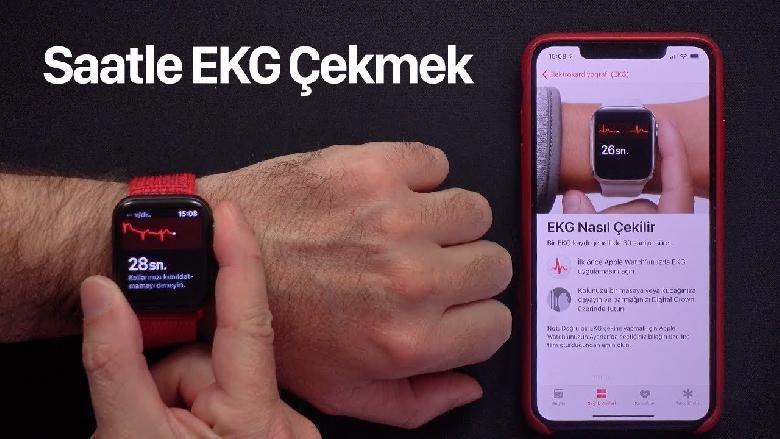 Photo of Apple Watch Ekg Uygulaması Nasıl Kullanılır?