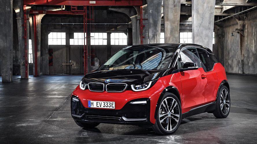 BMW i3 ve BMW i3s