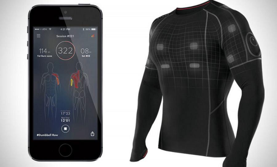 giyilebilir teknoloji akıllı giysi