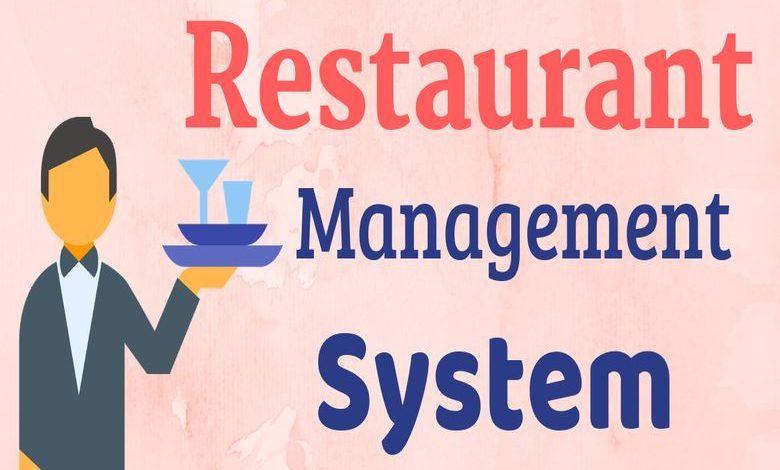 python restaurant management system