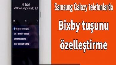 Photo of Telefonlarda Bixby Tuşu Nasıl Aktif Edilir?