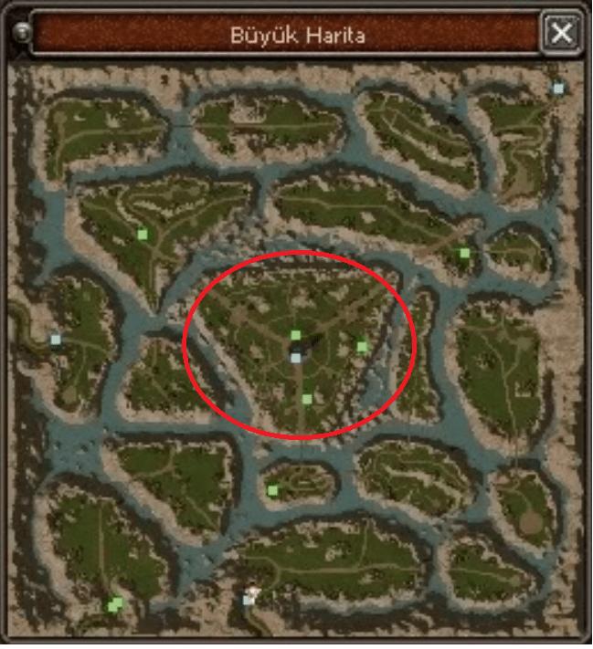 Ork reisi nerede ortaya çıkar