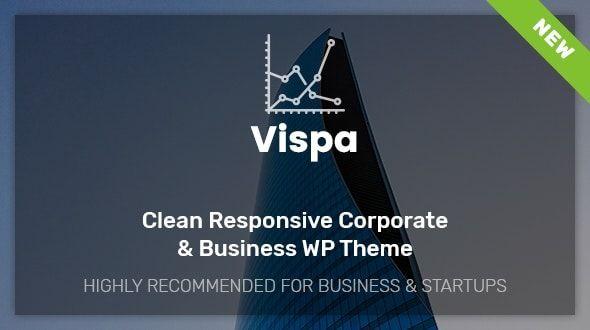Vispa WordPress teması indir