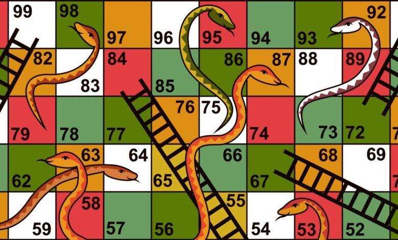 Yılan ve merdiven oyunu nasıl oynanır