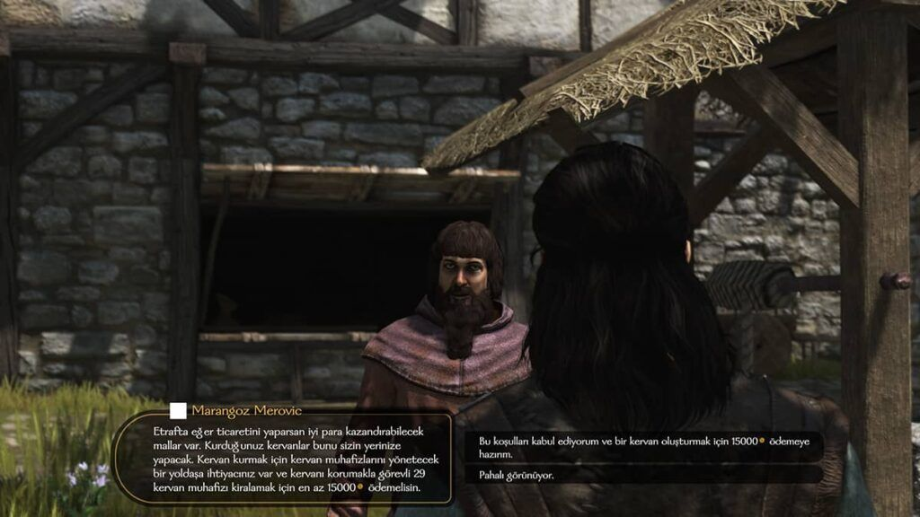 Bannerlord kervan kurma