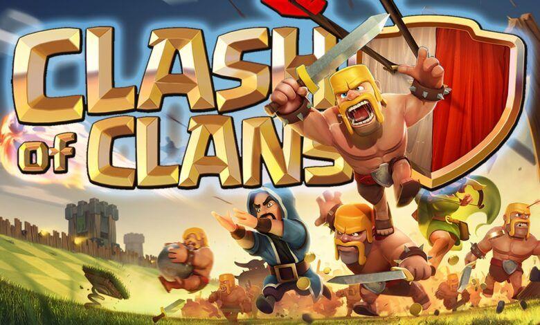 Clash of Clans isim değiştirme