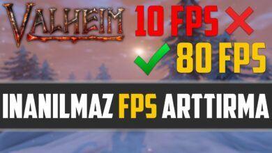 Photo of Valheim FPS Arttırma ve Oyun Ayarları