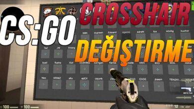 Photo of CS:GO Crosshair Kodları