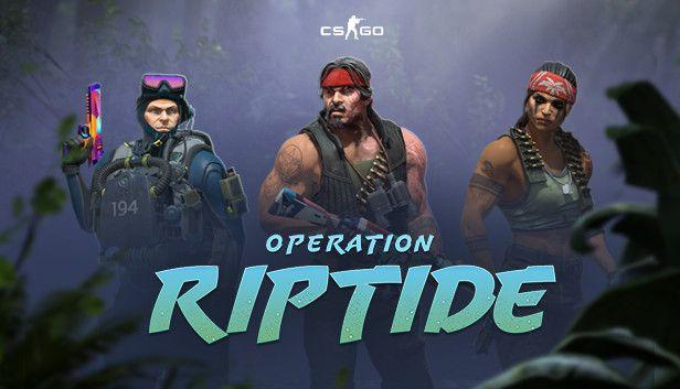 CS:GO girdap operasyonu