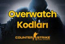 Photo of CS:GO Overwatch Kodları ve Açıklamları