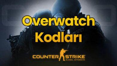Photo of CS:GO Overwatch Kodları ve Açıklamaları